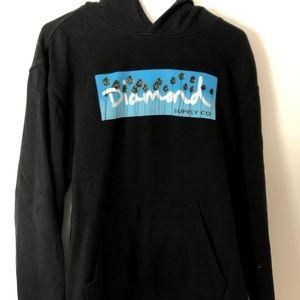 Diamond Supply Co. Tops - Diamond Hoodie